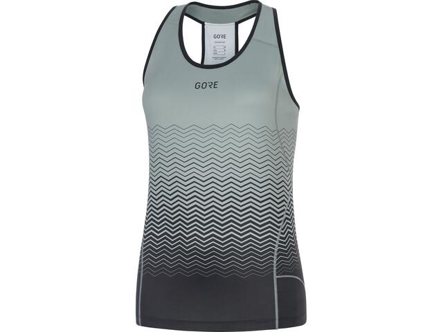 GORE WEAR R3 Mistica Sleeveless Shirt Women, gris
